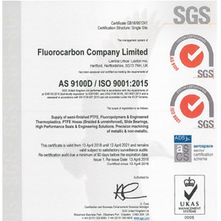 ISO AS9100 FCL