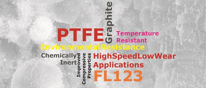 FL123 - Graphite Filled PTFE