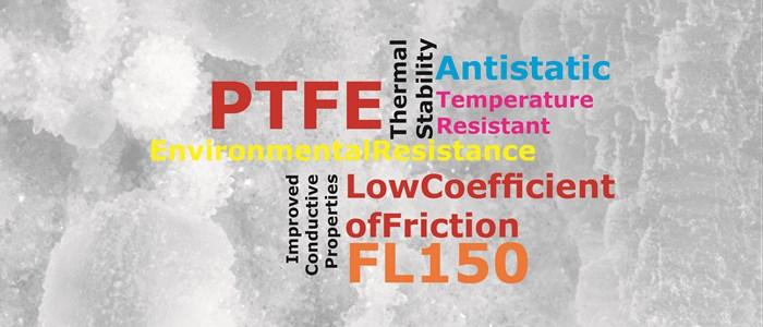 Fluorinoid® FL150: Antistatic PTFE | Fluorocarbon