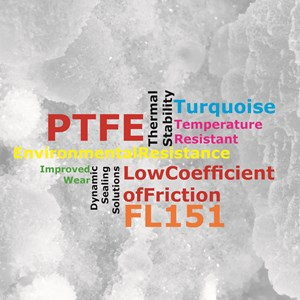 FL151 - PTFE with Special Fillers
