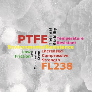 FL238 - PTFE with Special Mineral Fillers